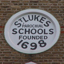 St Luke's - 1698