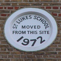 St Luke's - 1972