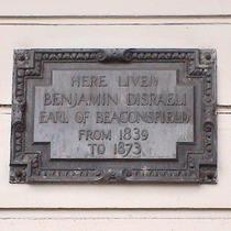 Disraeli - Park Lane