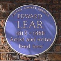Edward Lear - Seymour Street