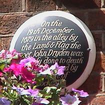 John Dryden attacked