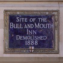 Bull and Mouth Inn - St Martin's le Grand