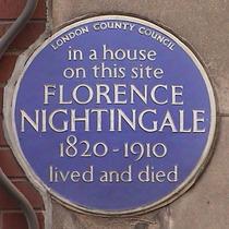 Florence Nightingale - South Street