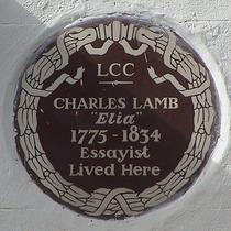 Charles Lamb - Islington