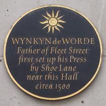 Wynkyn de Worde