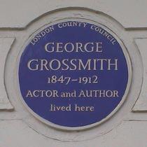 George Grossmith, Snr