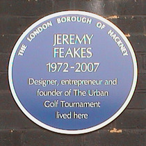 Jeremy Feakes