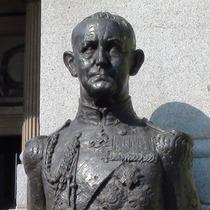 Cunningham bust