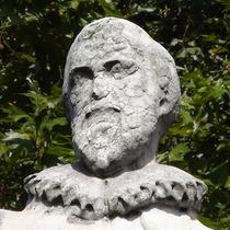 Myddelton statue - N1