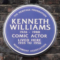 Kenneth Williams - WC1