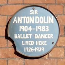 Sir Anton Dolin