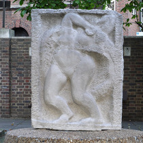 Sir Jacob Epstein - Roper's Garden