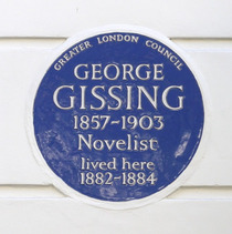 George Gissing - SW3