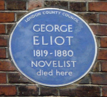 George Eliot, SW3