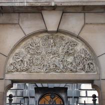 Leverton arch