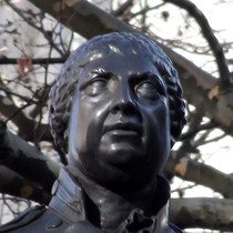 George III in Cockspur Street