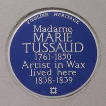 Madame Tussaud's home