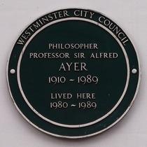 Sir Alfred Ayer