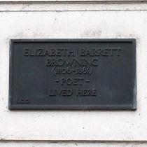 Elizabeth Barrett Browning - Gloucester Place