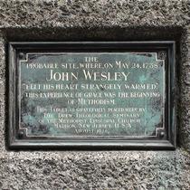 John Wesley - Aldersgate Street