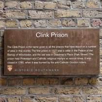 Clink Prison - bronze
