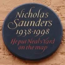 Nicholas Saunders
