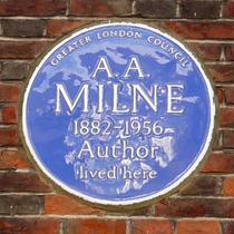 A. A. Milne - SW3