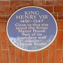 Henry VIII's Manor House - Cheyne Gdns