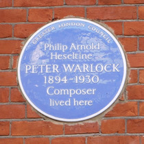 Peter Warlock