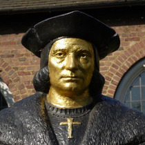 Sir Thomas More statue - SW3