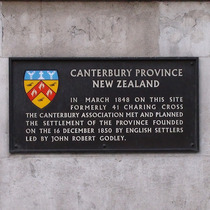 Canterbury Province New Zealand