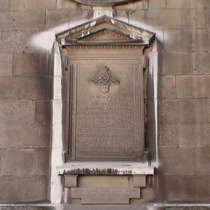 St Lawrence Jewry war memorial