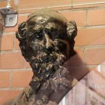 Dickens bust - EC1