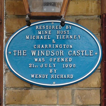 Windsor Castle pub