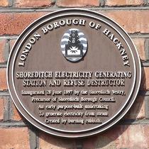 Shoreditch Electricity Station