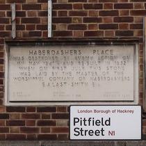 Haberdashers Place - 1952