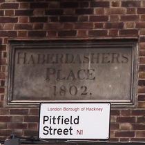 Haberdashers Place - 1802