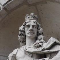 Temple Bar - Charles II