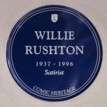 Willie Rushton