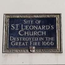 St Leonards, St Martin's-le-Grand