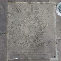 RAF fallen at St Clement Danes