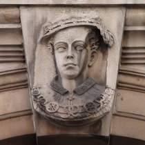Edward VI keystone