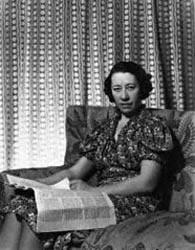 Dame Flora Robson, DBE