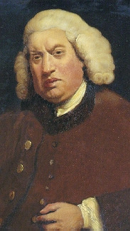 Dr Samuel Johnson