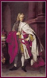 Henry James Bridges, first duke of Chandos