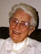 Joan Bartlett, O.B.E
