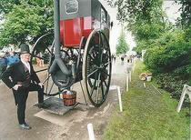 London steam carriage