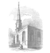 St Antholin Church, demolished