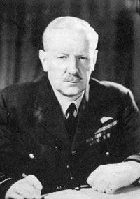 "Sir Arthur Harris, ""Bomber Harris"""