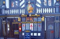 The George Pub, Fleet Street